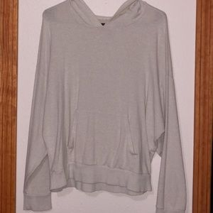American Eagle Soft & Sexy Plush Hoodie Size Large